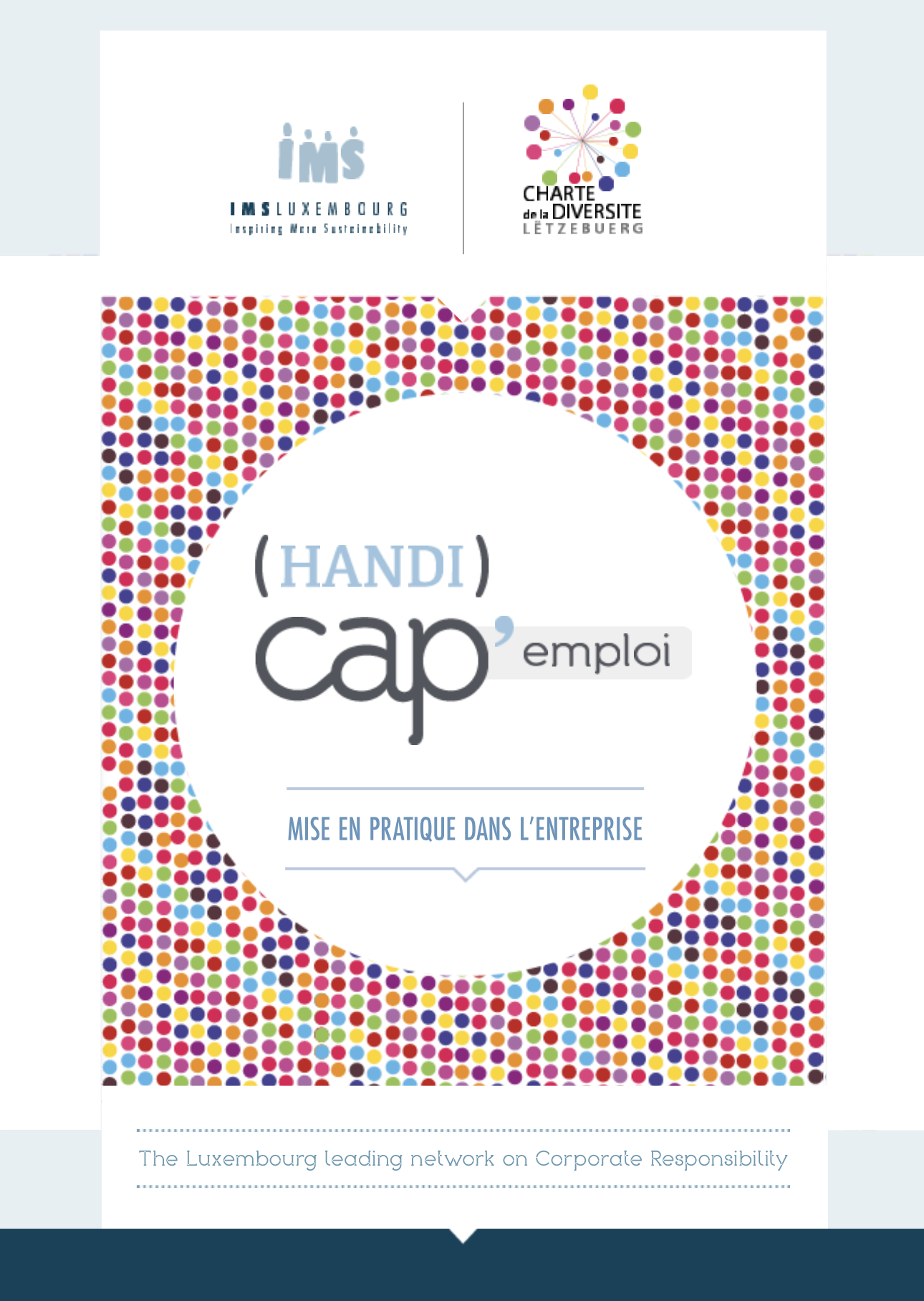E-book (Handi)Cap' Emploi: putting it into practice in the company