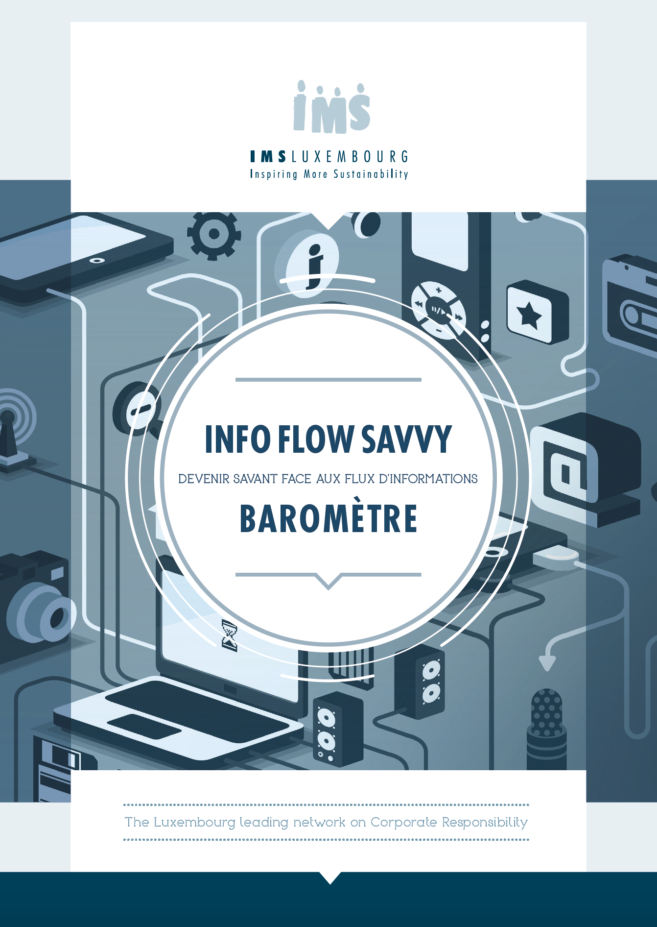 Barometer of the ESF project - Info Flow Savvy