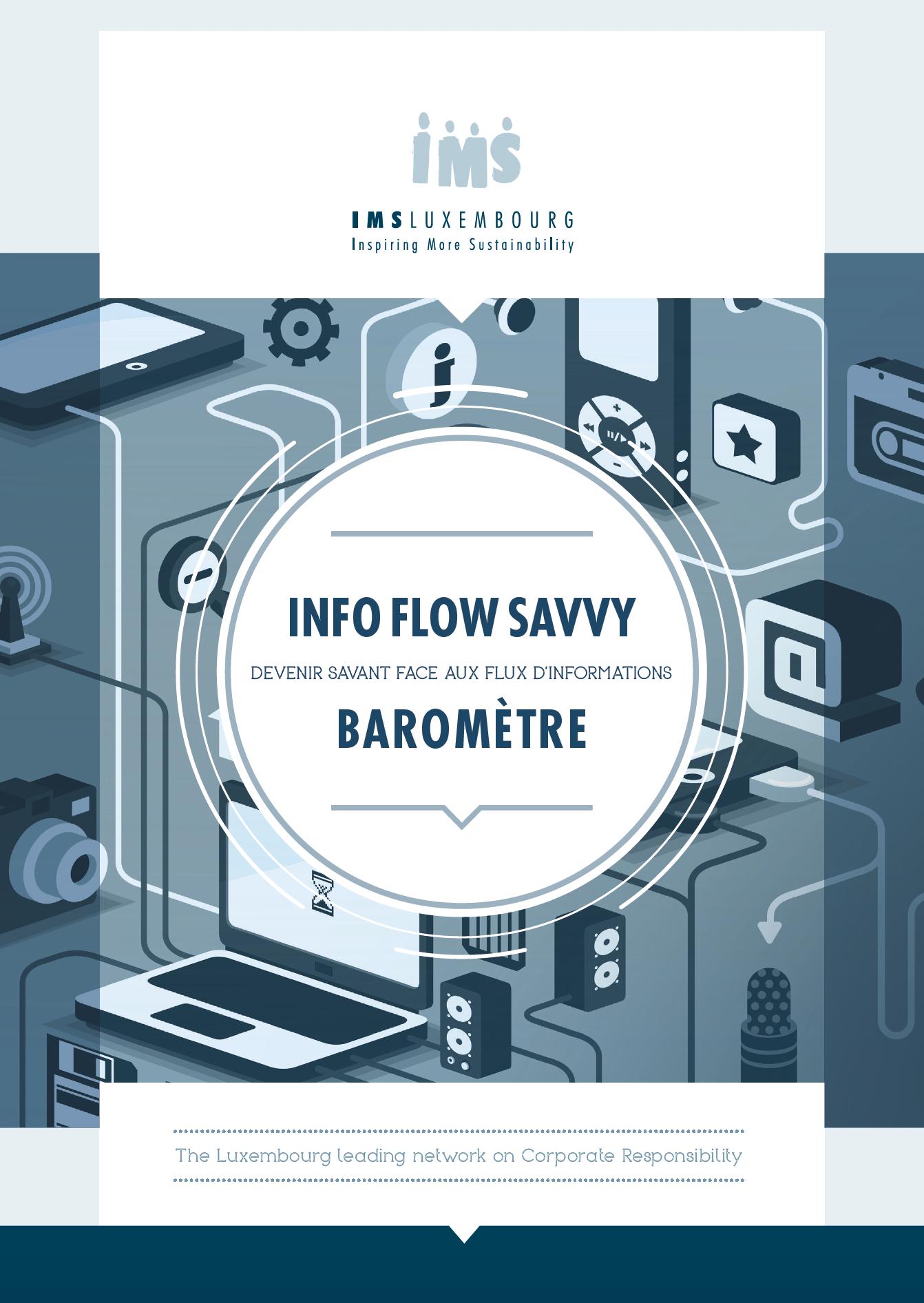 Baromètre du projet FSE - Info Flow Savvy
