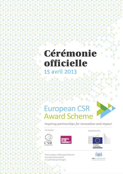 European CSR Awards