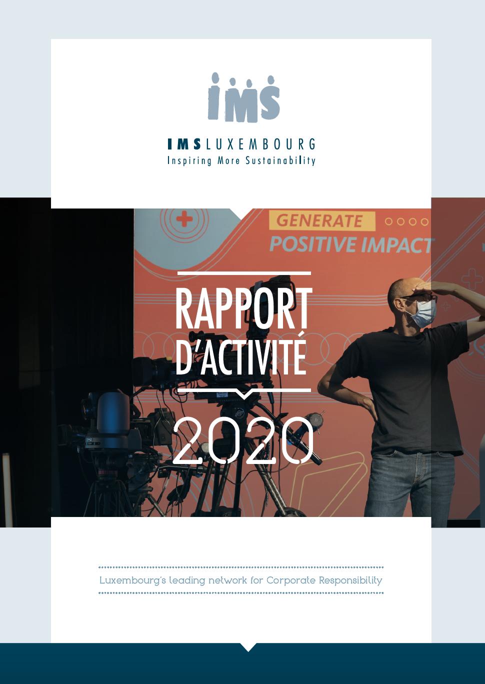 Rapport d'activité IMS 2020