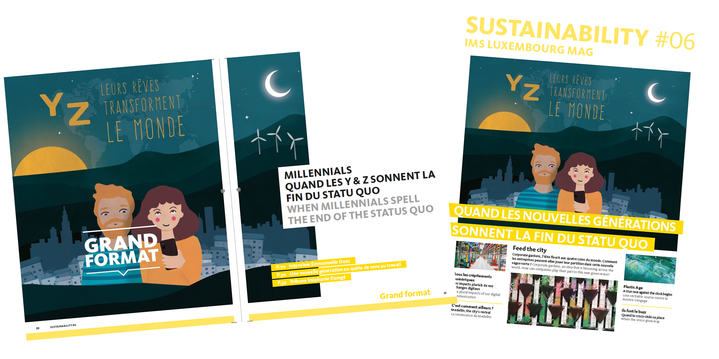 SUSTAINABILITY - IMS LUXEMBOURG MAG - IMS Luxembourg