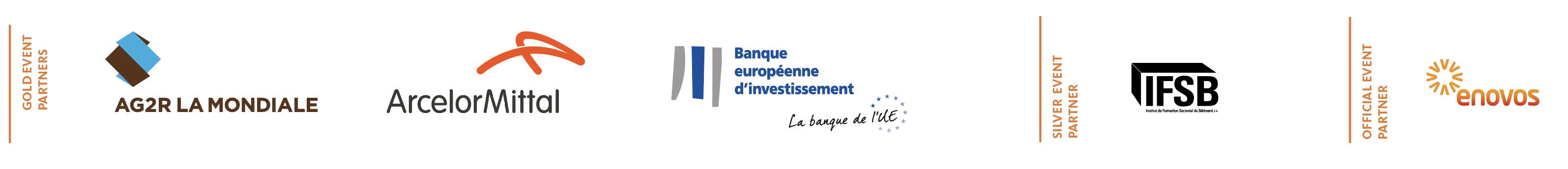 Les sponsors du Luxembourg Sustainability Forum 2021